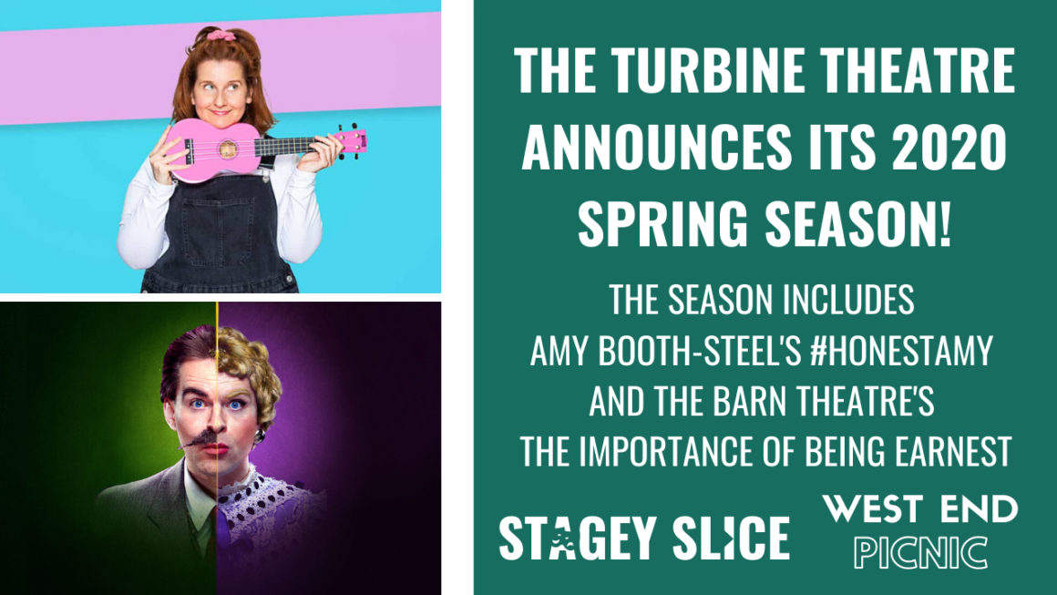 The Turbine Theatre Announces Its 2020 Season