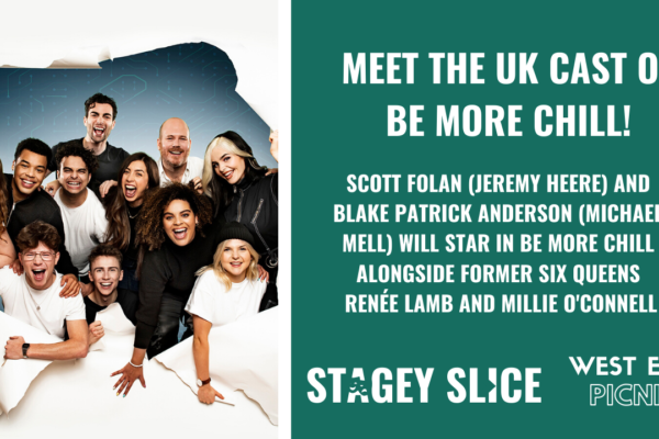 Meet The UK Cast of Be More Chill at The Other Palace